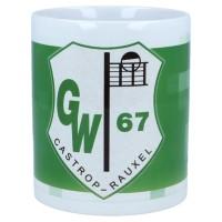 KC Grün Weiß 67 Tasse