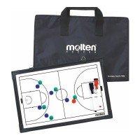 Molten Taktikboard Basketball - Magnettafel