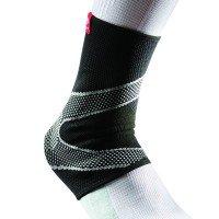 McDavid Elastische Fußgelenkbandage 5115 - mit Gel Streben