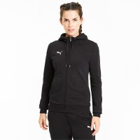 Puma teamGOAL 23 Casuals Hooded Jacket Damen