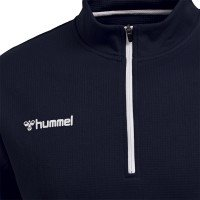 Hummel Authentic Half Zip Sweatshirt