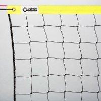 Donet Beachvolleyball Trainingsnetz - 9,5m Oberkante PVC