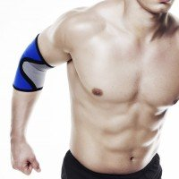 Rehband QD Elbow Sleeve 3mm