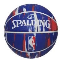 Spalding NBA Hardwood Series Logoman Marble