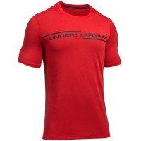 Under Armour T-Shirt Threadborne Cross Chest SS Tee