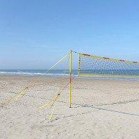Funtec Pro Beach Beachvolleyball Set
