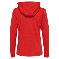 Hummel Authentic Poly Zip Hoodie Damen