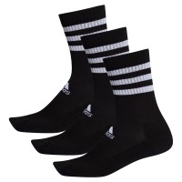 Adidas 3-Stripes Cushioned Socken 3 Paar