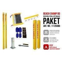 Funtec Beach Champ Beachvolleyball Netzanlage BD