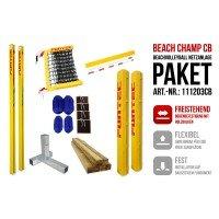 Funtec Beach Champ Beachvolleyball Netzanlage CB