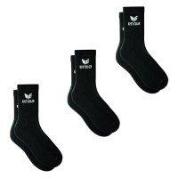 ERIMA Socken - Basic Socken - 3er Pack
