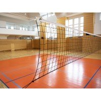 Huck Volleyball Trainingsnetz 503 mit Stahlseil