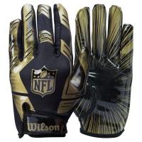 Wilson NFL Stretch Fit Gloves