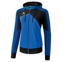 Erima Premium One 2.0 Trainingsjacke mit Kapuze Damen