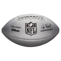 Wilson Duke Football Metallic Edition