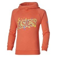 Asics Kinder Girls Hoody - Print