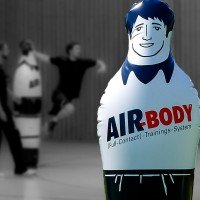 Air Body Handball Indoor Dummy Senior