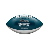 Wilson NFL Team Logo Football Peewee