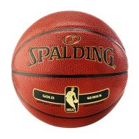 Spalding NBA Gold In/Out Basketball