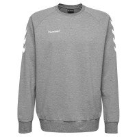 Hummel Go Cotton Sweatshirt Team Set