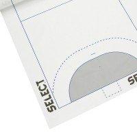 Select Spielplanfolie Handball