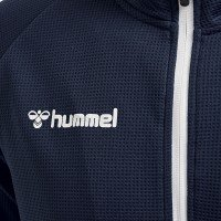 Hummel Authentic Poly Zip Jacket