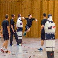 Air Body Handball Indoor Dummy Senior