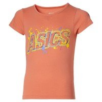 Asics Kinder Girls T-Shirt - Print