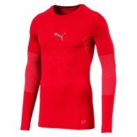 Puma Final evoKnit Baselayer Shirt Longsleeved
